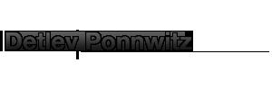 Detlev Ponnwitz